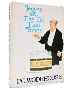 P G Wodehouse, Jeeves and the Tie That Binds, signed first edition, 1971 - 1