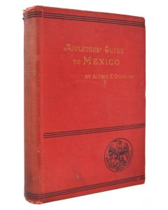 Appleton's Guide to Mexico and Guatemala. 1884 - 1