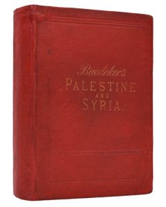 Palestine and Syria. 1894. Second edition - 1